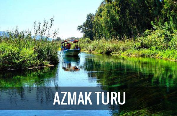 AZMAK TURU